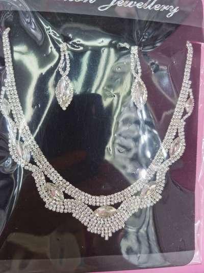 玻璃流行套链