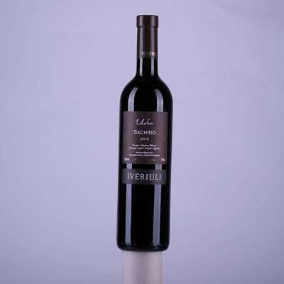 格鲁吉亚 第比利斯半干红葡萄酒