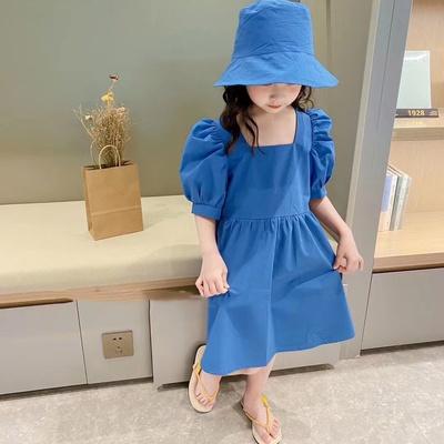 100-140童装连衣裙