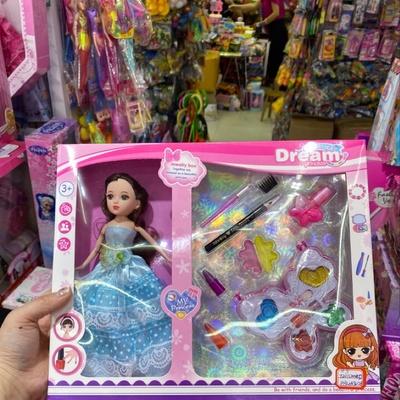 娃娃套装化妆套装